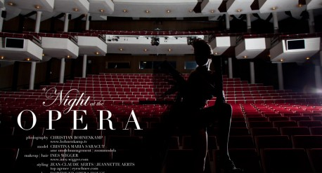 A Night At The Opera - CLOSE UP 03/2013, UNFOLDED Issue 12, SwO street Magazine #6