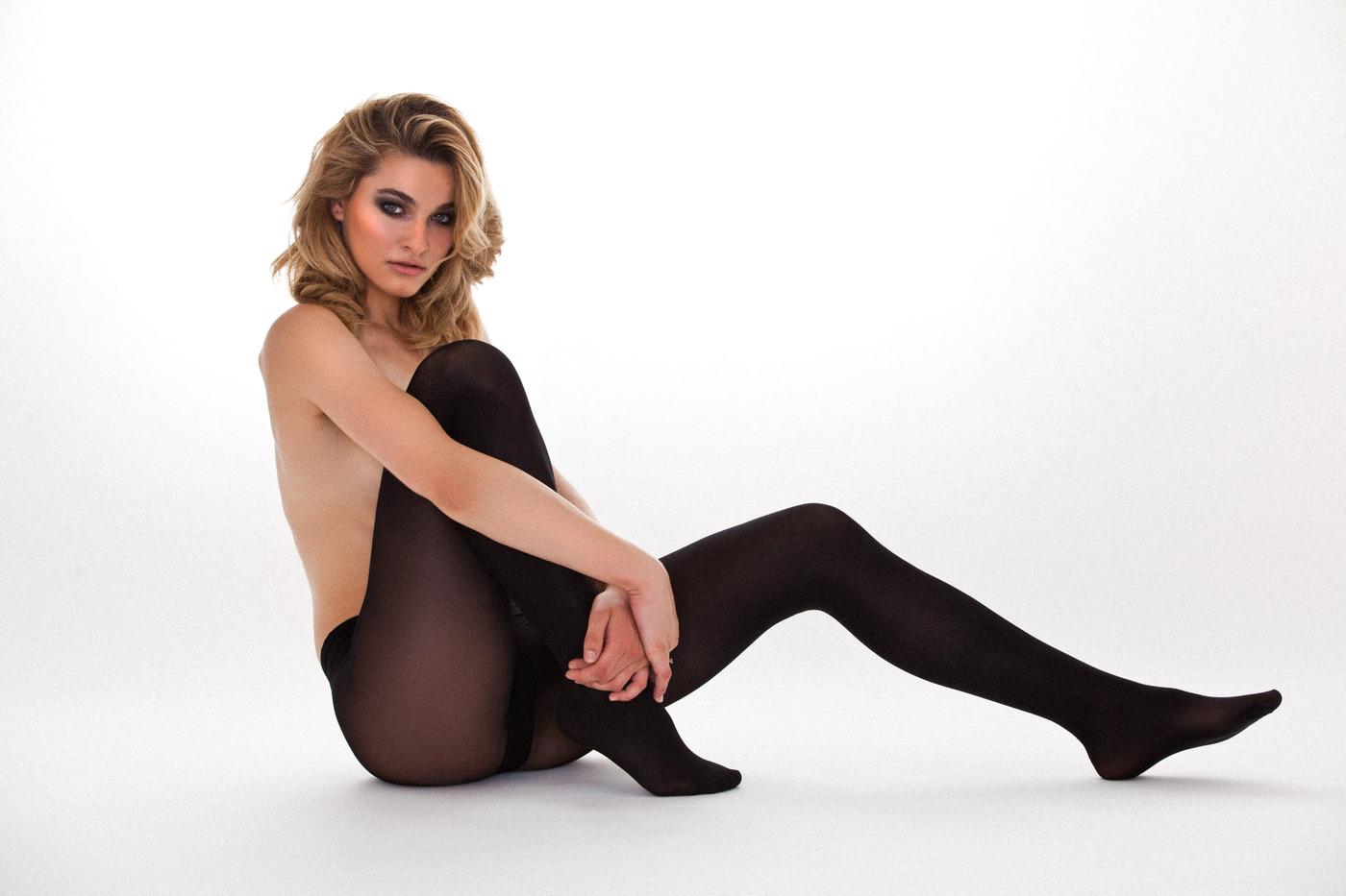 Carla (ICAN Model Management) - Hair & Make up by Farina - eyeschnee